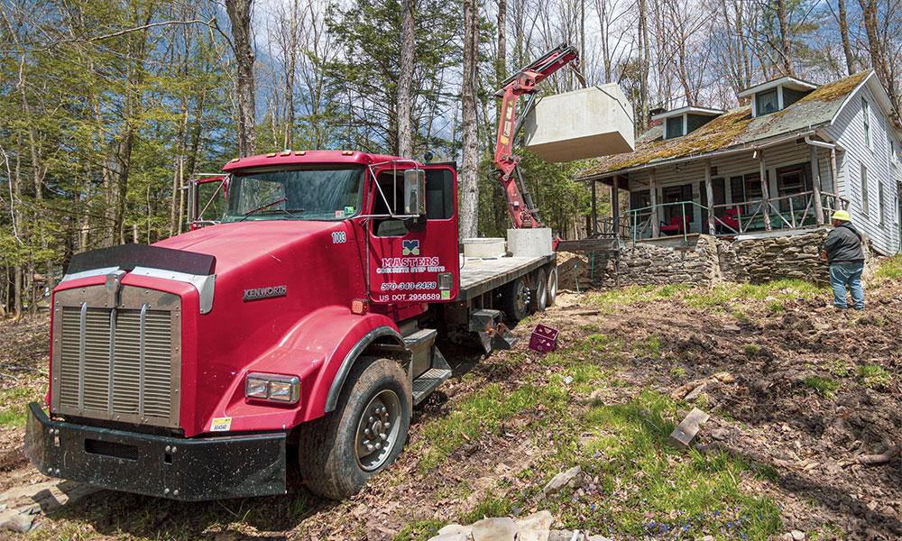 Masters Boom Truck Helper