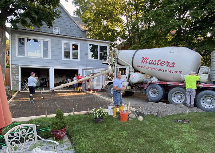 Masters Residential Concrete