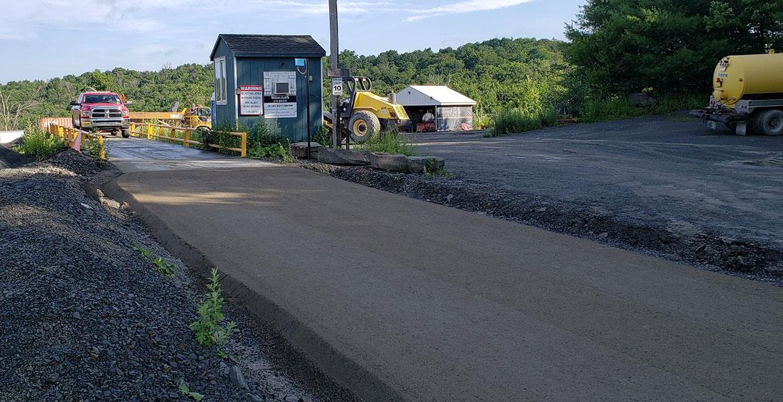 Meshoppen Stone Driveway