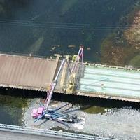 Project Stoplight: Downsville Bridge Deck