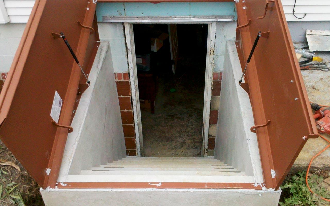 Masters Concrete PermEntry Steps