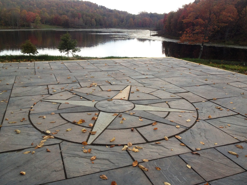 Customized Starlight Circle Patio Kit