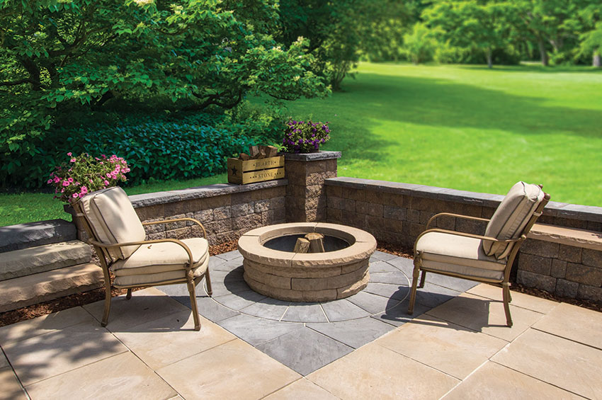 Masters Concrete Hardscapes And Supplies Overview