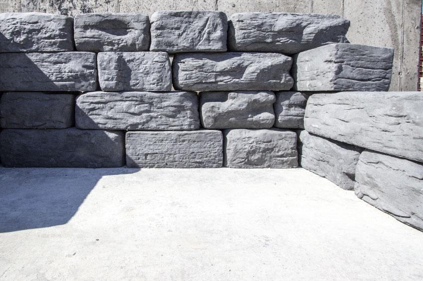 Natural Ledge Wall Block