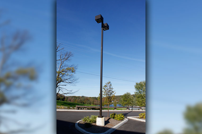 Masters Light Pole Bases